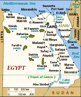 Colossal Statue Of Ramesses II At AbuSimbel An Introduction To - Map of egypt during ramses